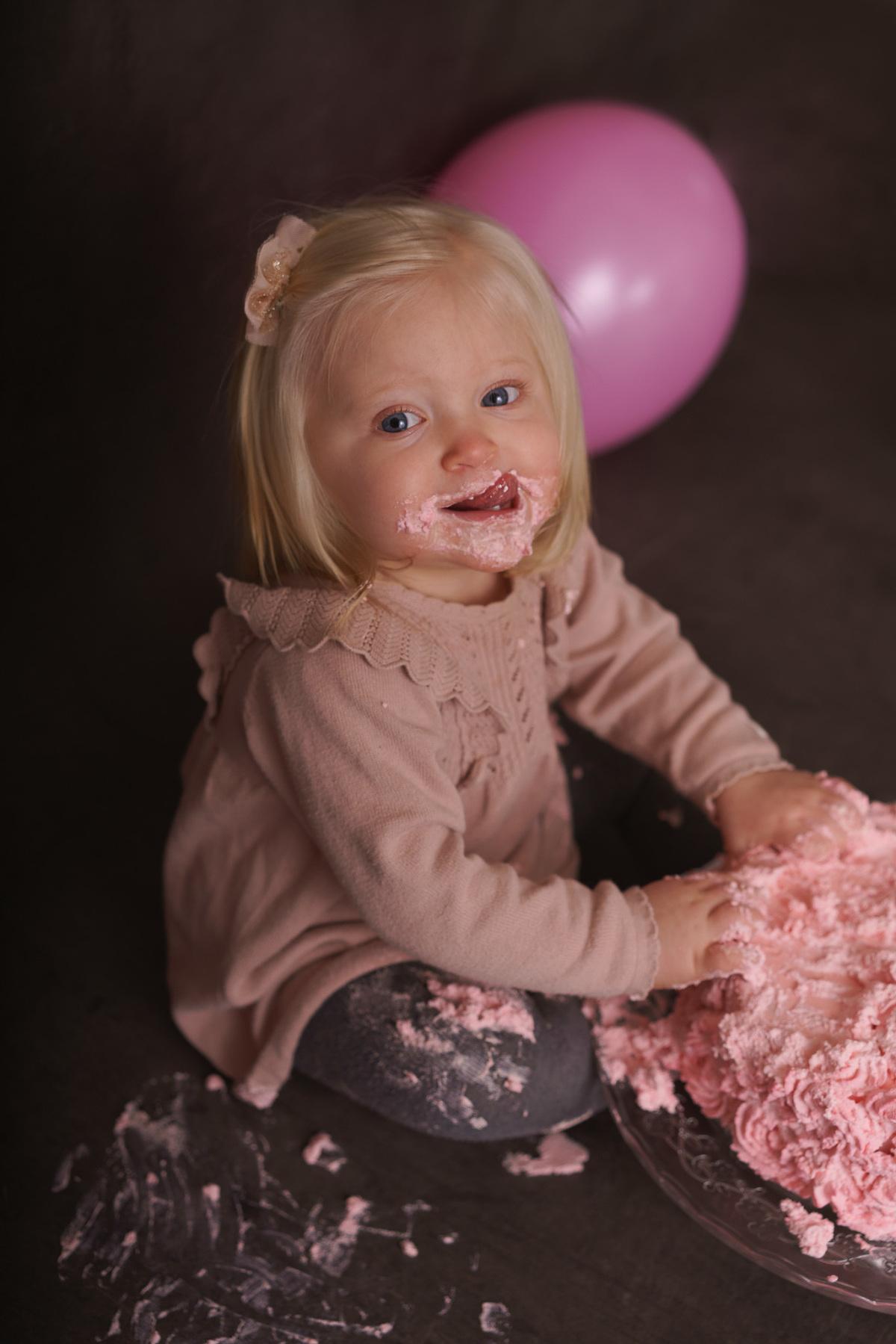 Tårta för 1 åring